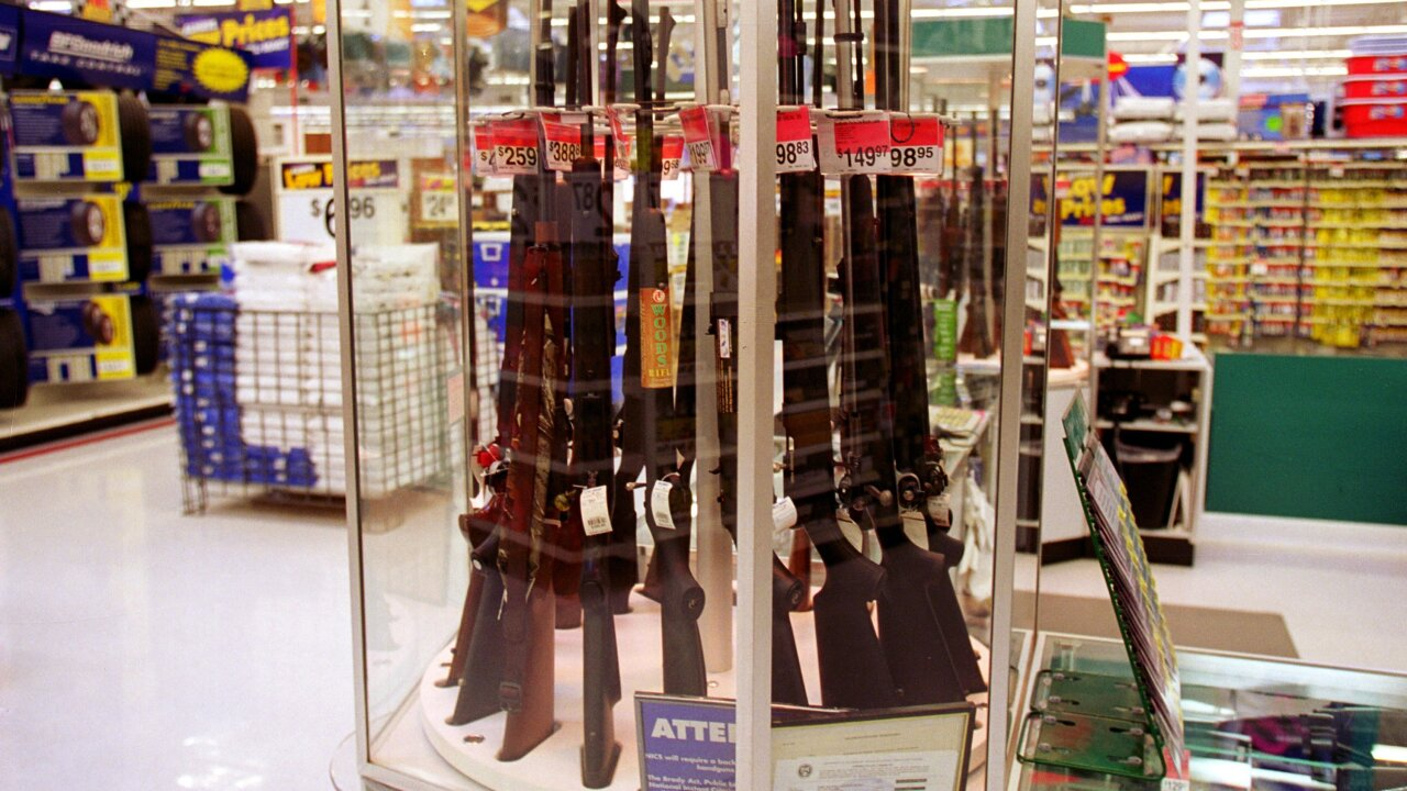 A Walmart worker sent a mass email urging thousands of associates to strike over gun sales