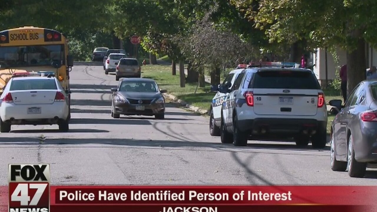 Police still searching for school shooter