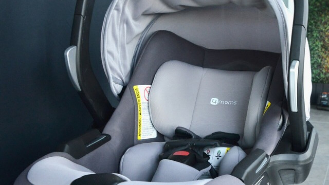 Car seats: New guidelines say children should always ride in rear-facing seats