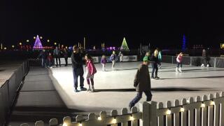 Illuminate Light Show & Santa's Village & T-Rex RVA FunRun
