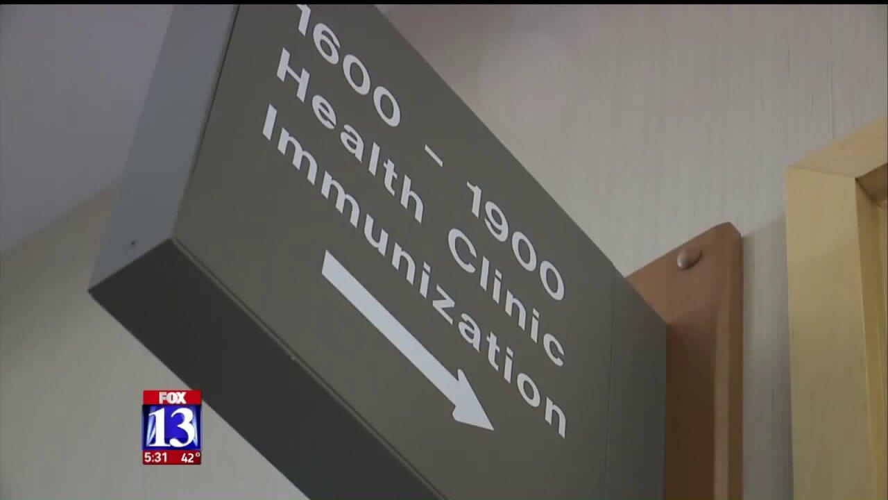 Health department fields hundreds of calls about possible hepatitis A exposures in SpanishFork