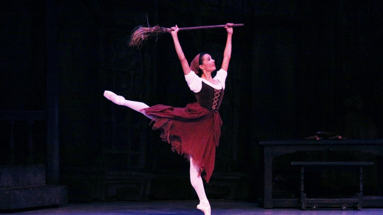 Richmond Ballet Presents the Beloved Fairy TaleCinderella