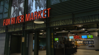 Fox River Market at Lambeau Field