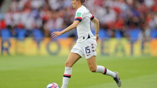 US soccer's Megan Rapinoe to Trump: 'Your message is excluding people'