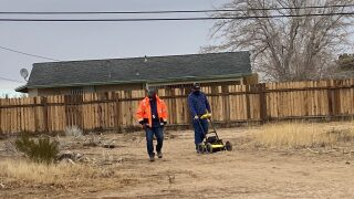 Police use imaging devices on landscape in search of missing Cal City boys