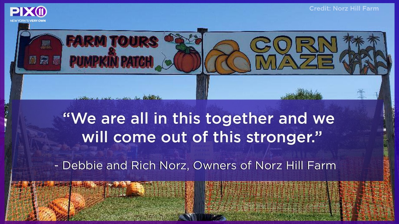 Small Business Spotlight: Norz Hill Farm, message of hope