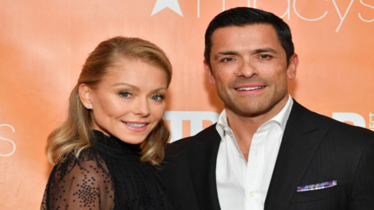 Kelly Ripa's Husband Shared Some Amazing Throwback Photos In Honor Of Her 49th Birthday