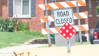 Pleasant Ridge road closure