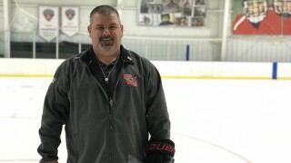 Hockey with Heart: 'Coach Koz' inspires players with disabilities to hit the ice