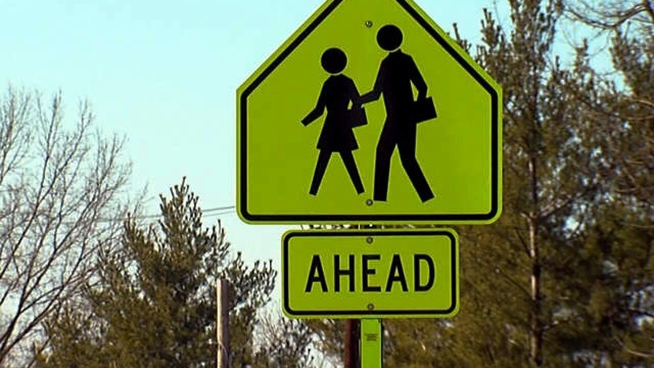 School-crossing-sign