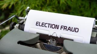 Election Fraud generic