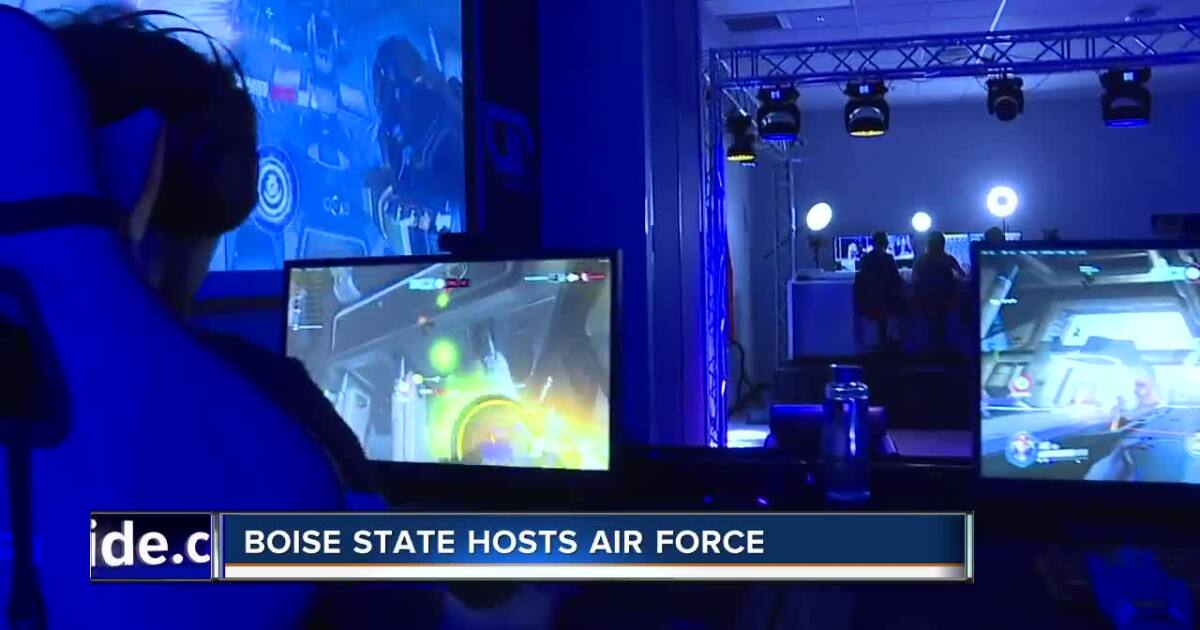 Boise State eSports hosts Air Force