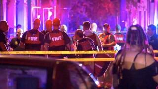 Cincinnati August Sunday shootings