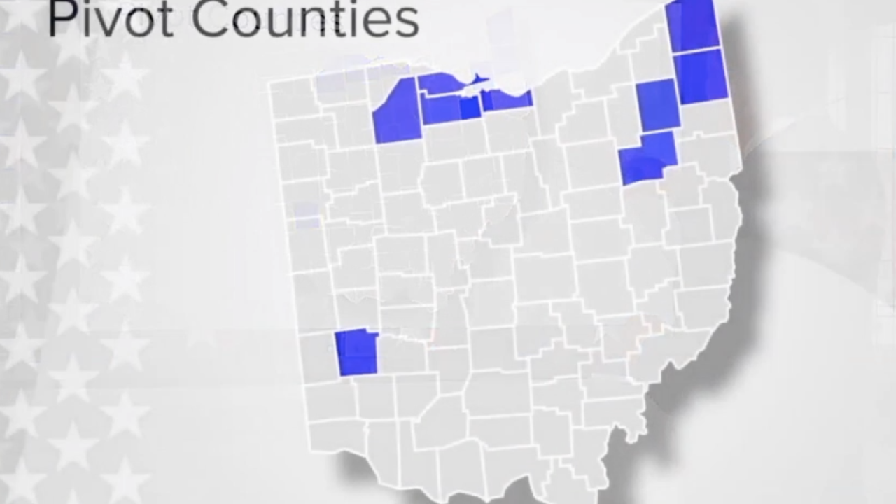 N.E. Ohio pivot counties anticipate close Presidential race
