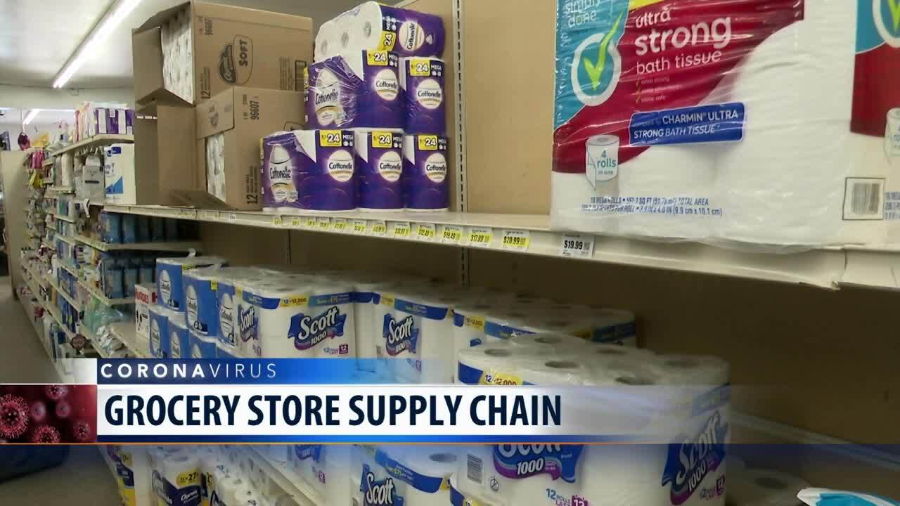 Rural Montana grocery stores face challenges during COVID-19 outbreak
