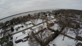 Photos: Photos: March snow in Hampton Roads Part 2