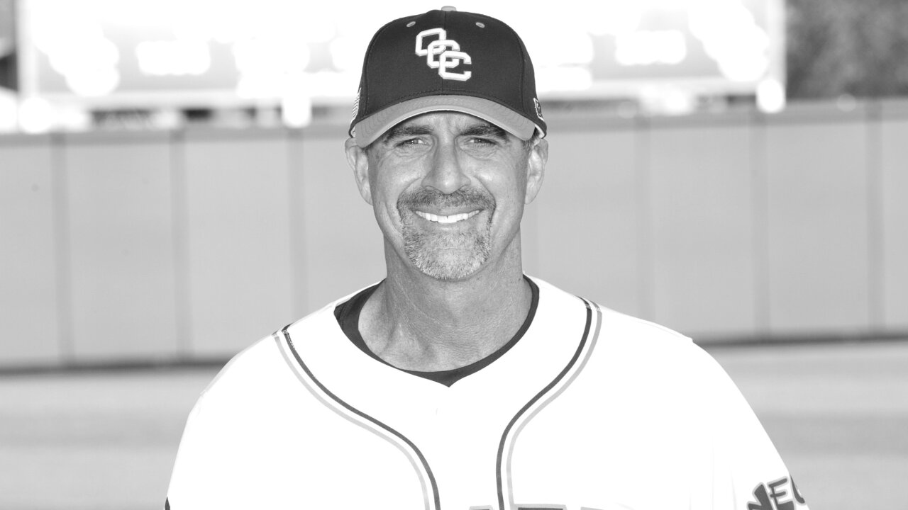 Orange Coast College head baseball coach John Altobelli (Photo courtesy Orange Coast College)