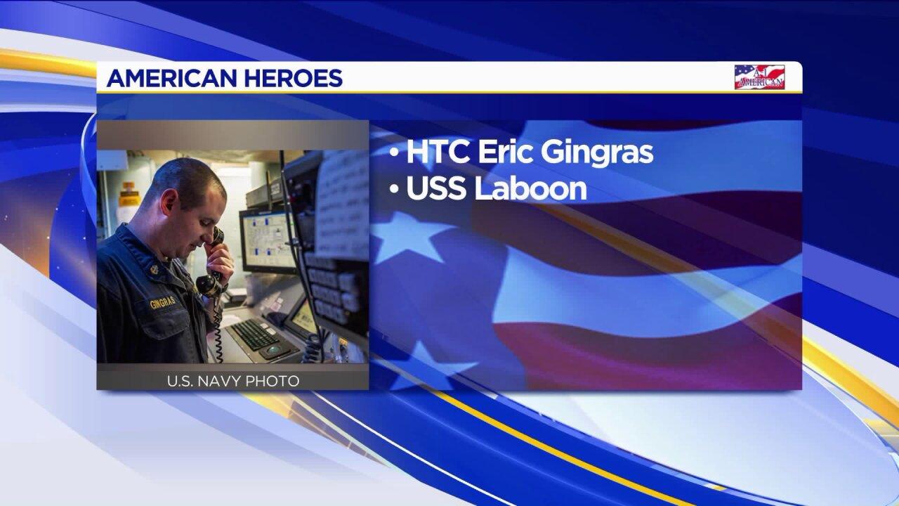 American Heroes: EricGingras