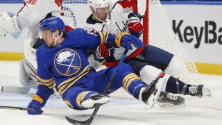 Sabres' Skinner scratched for third straight game