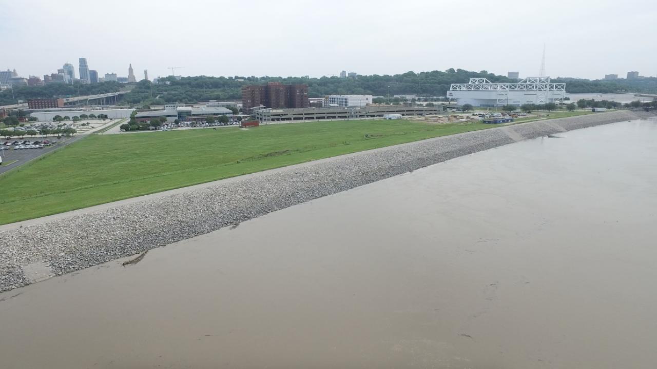 West Bottoms flooding concerns