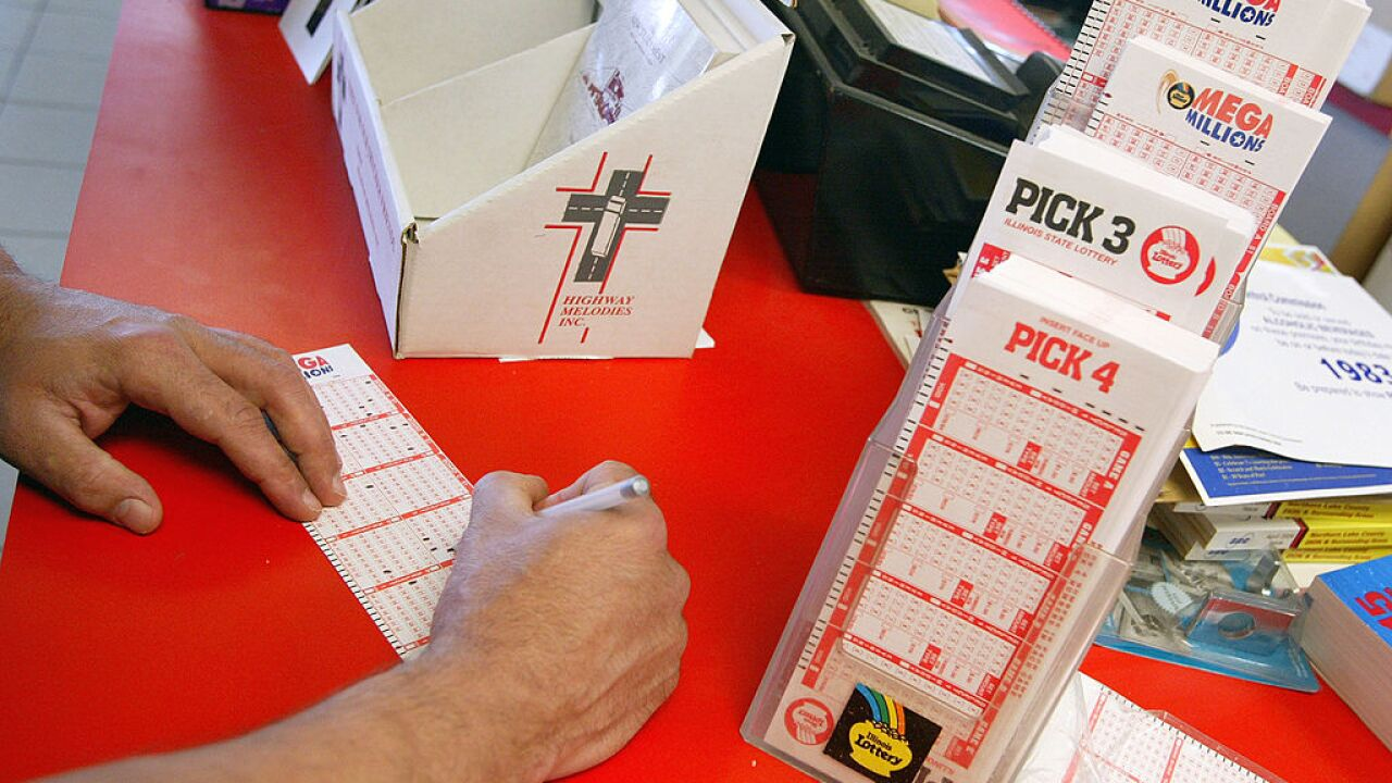 There are more than 2,000 winning tickets for the North Carolina Pick 4 lottery's $7.8 million jackpot