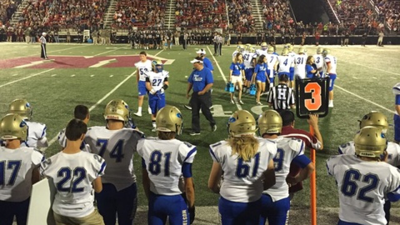 Game of the Week: Oologah at Wagoner