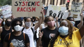 AP Exclusive: 'Strike for Black Lives' to highlight racism
