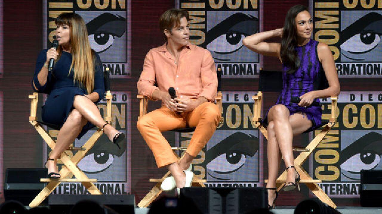 'Aquaman,' 'Wonder Woman,' 'Shazam' hit SDCC