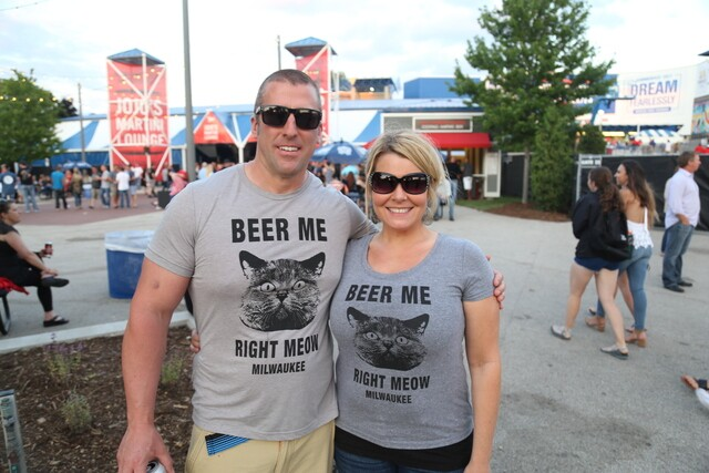 Cool and clever Summerfest 2017 T-shirts