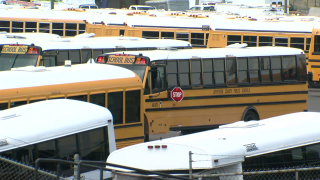 JeffCo Public Schools buses