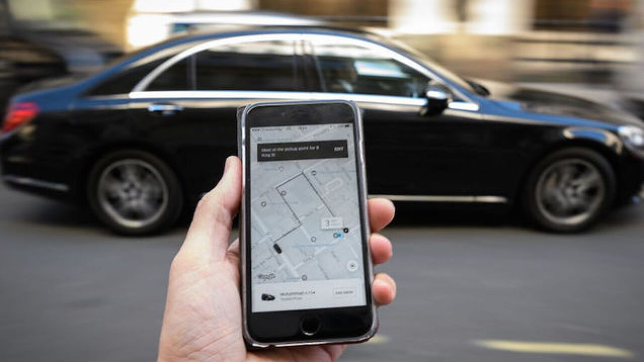 'Vomit fraud' could turn your simple Uber ride into a very expensive trip