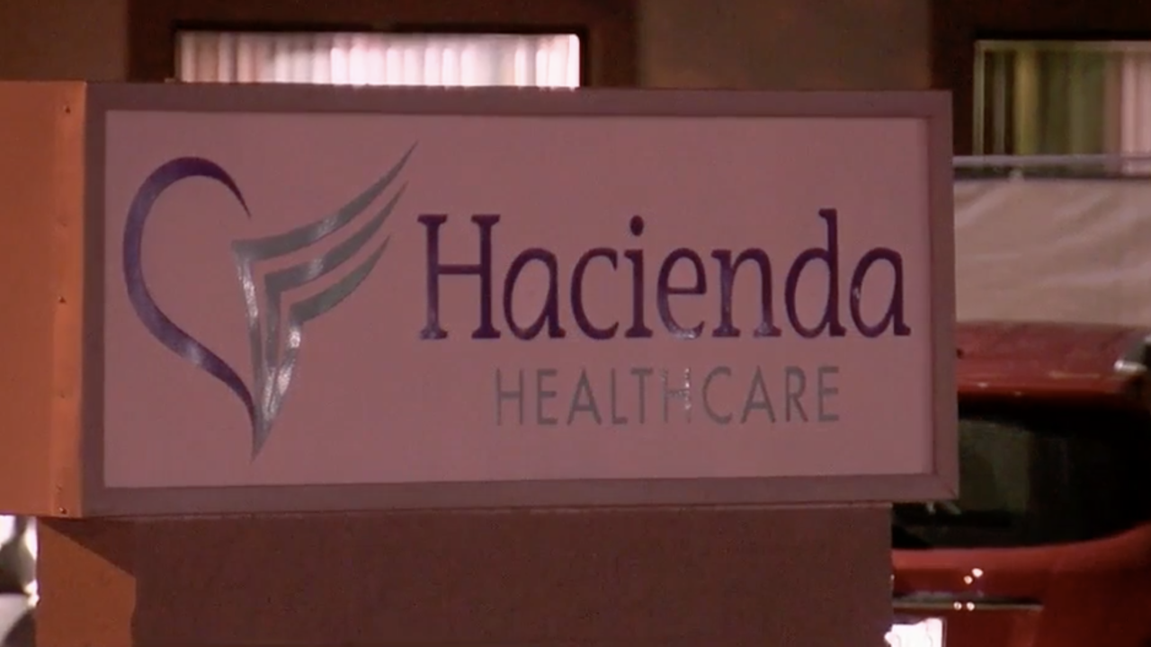 Hacienda Healthcare: Two staff members place on leave after more reports of abuse surface