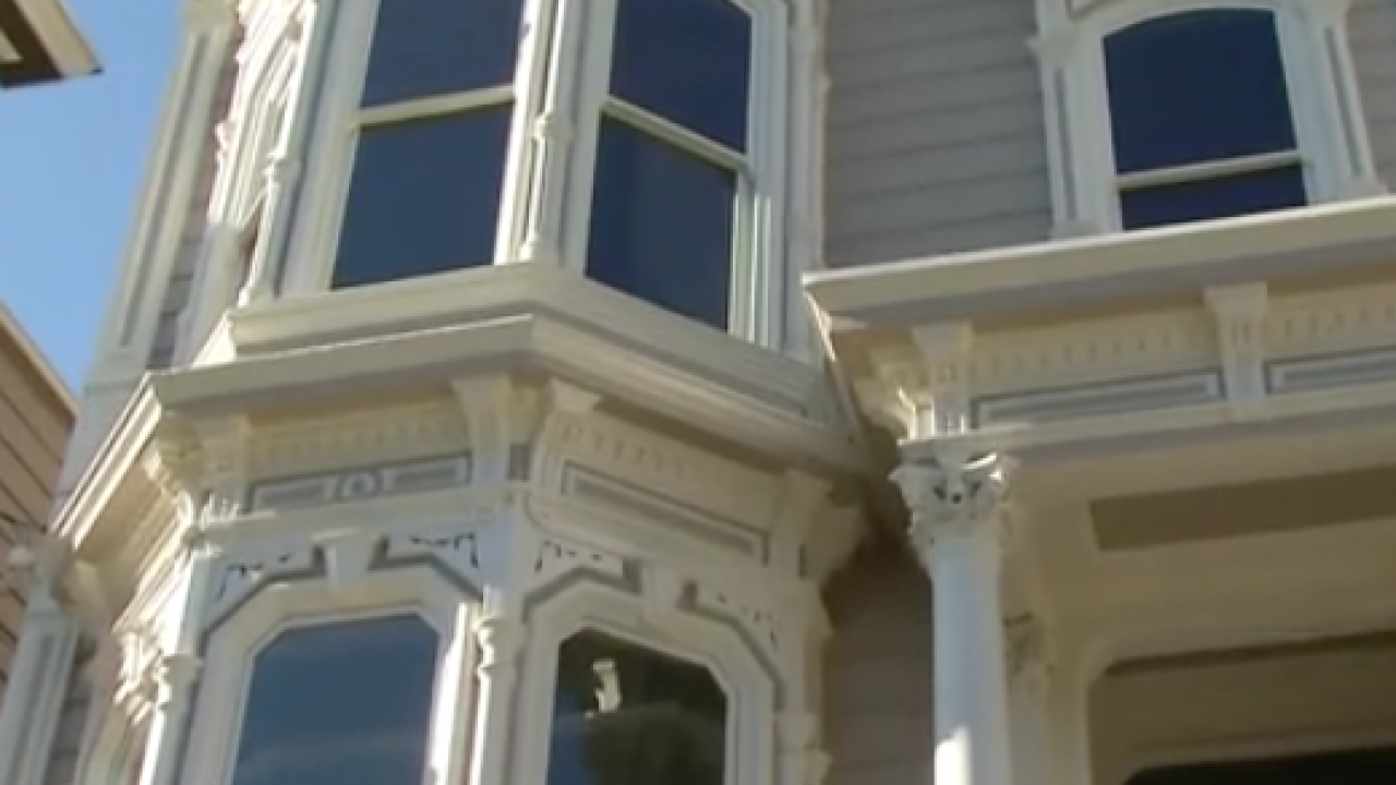 The 'Full House' home in San Francisco is for sale