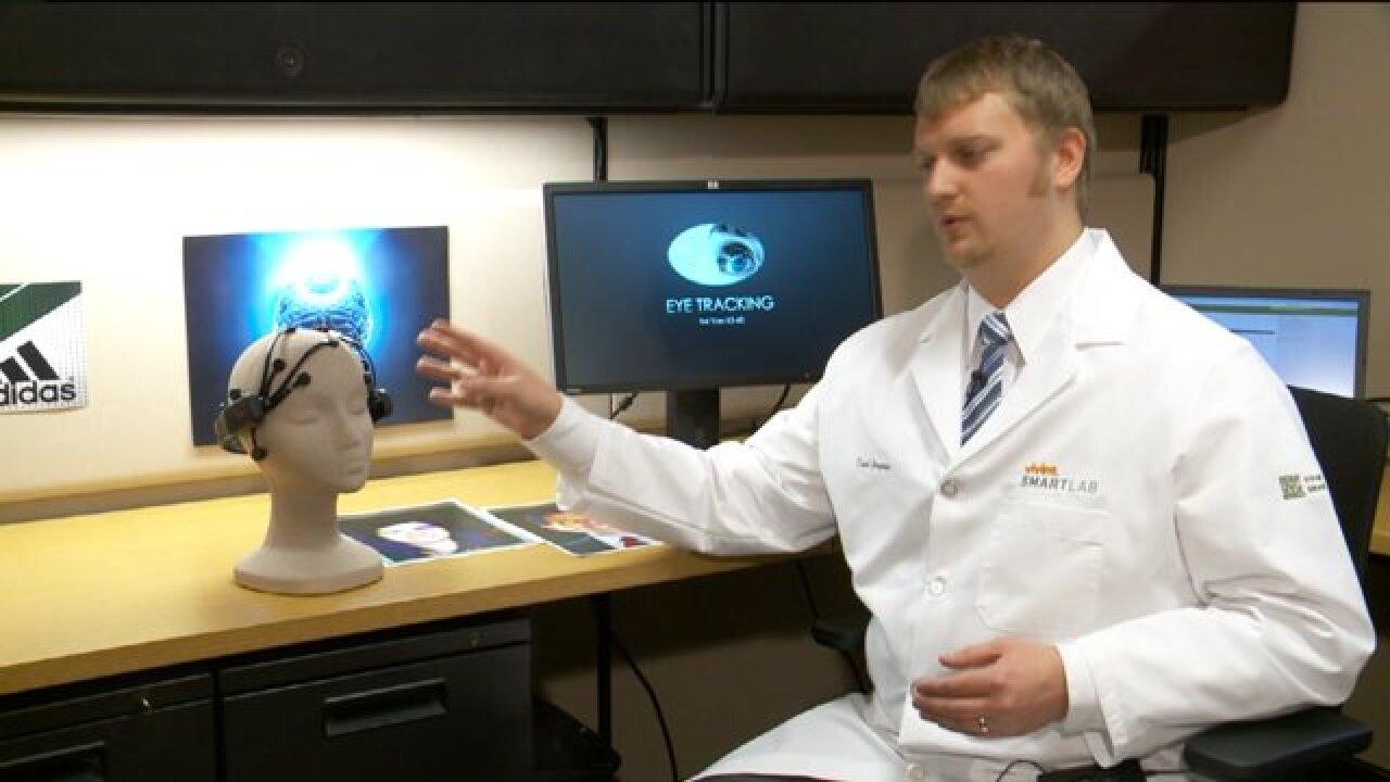 UVU 'SMART Lab' brings technology tomarketing