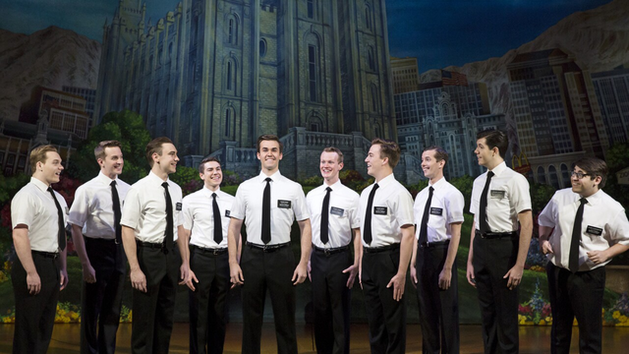 Broadway musical 'The Book of Mormon' extends its Denver run due to high demand