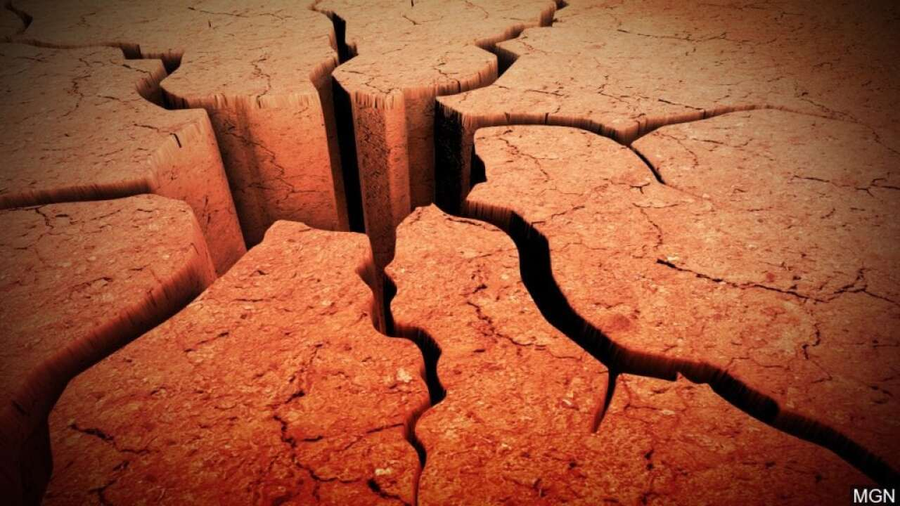 Small Earthquake In Tennessee Felt In Kentucky