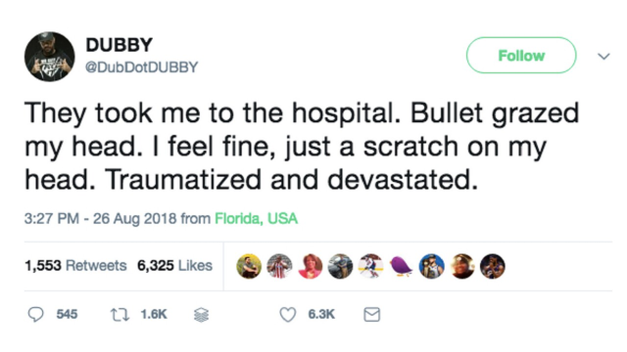 Gamers tweet their personal experiences in Florida mass shooting incident