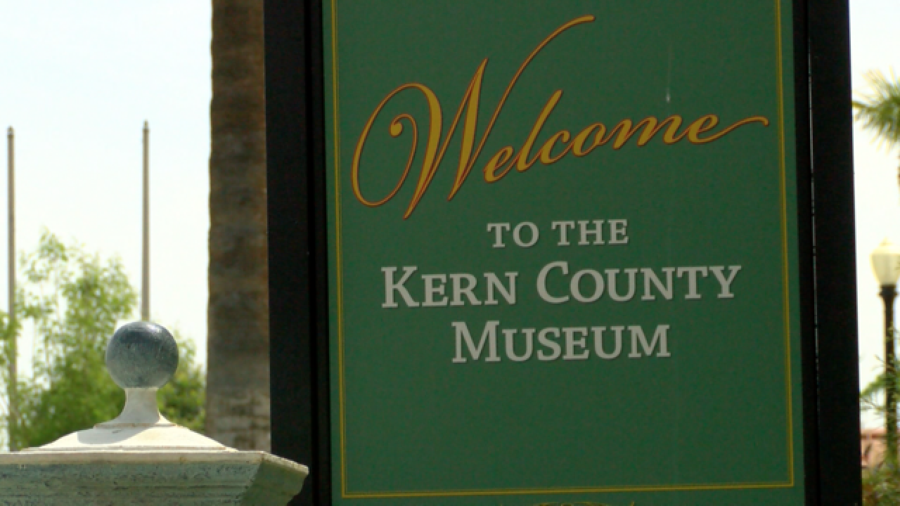Security concerns loom over Kern County Museum