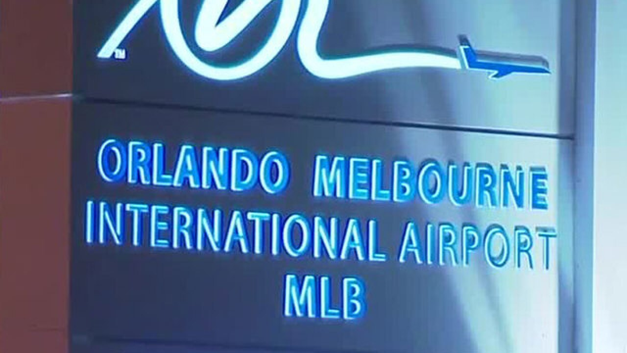 Melbourne airport back open after security issue