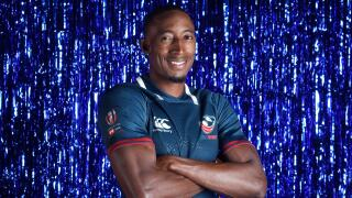 'No timeouts' for Team USA's football-turned-rugby sevens star Perry Baker