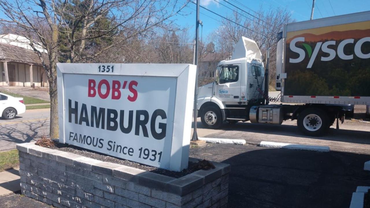Bob's Hamburg Truck Drivers