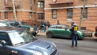 FBI arrest capitol riot manhattan