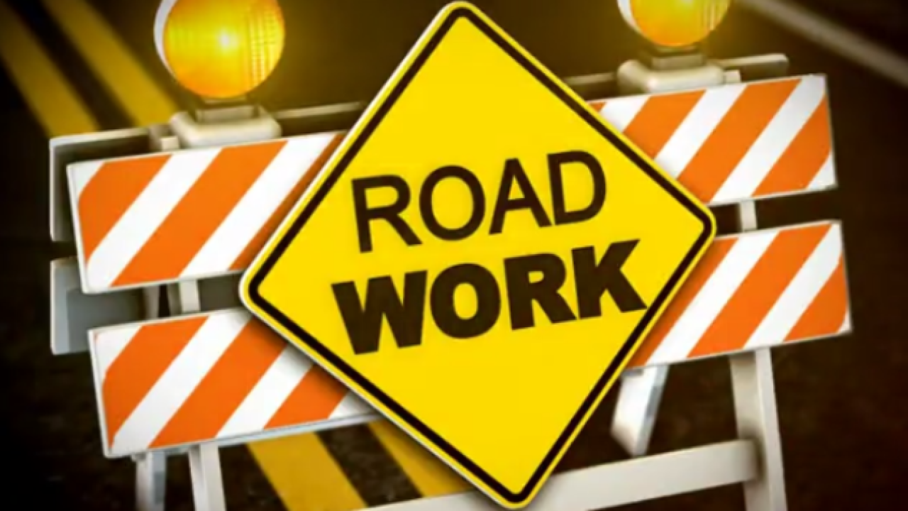 Lane closure on S. Capitol Ave to begin Monday