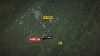 Big Timber homicide under investigation