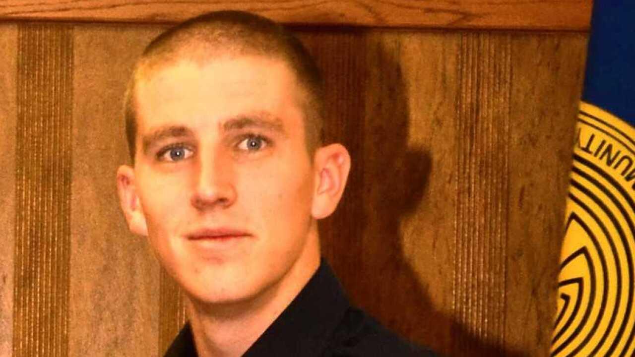 KNXV Officer Clayton Townsend