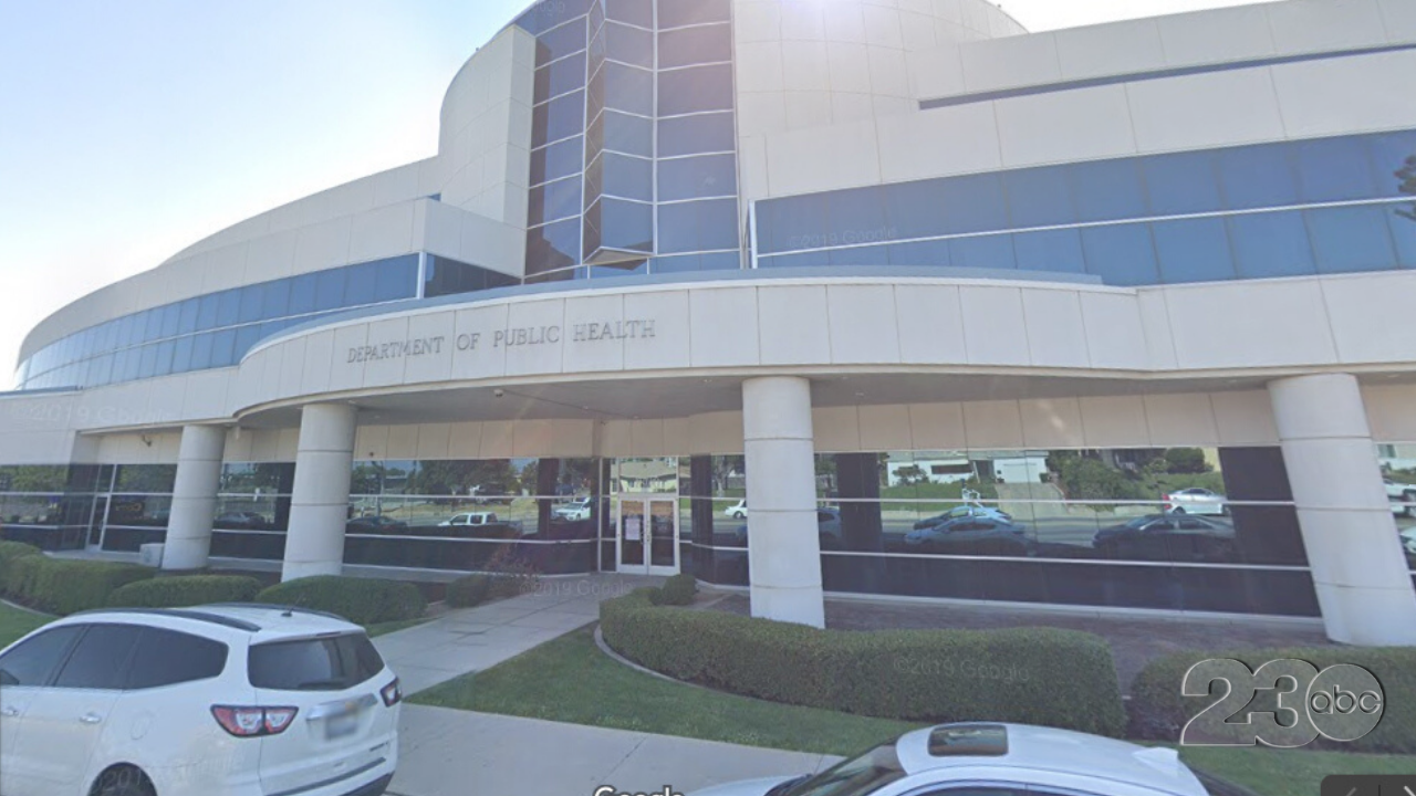 Kern County Department of Public Health Building