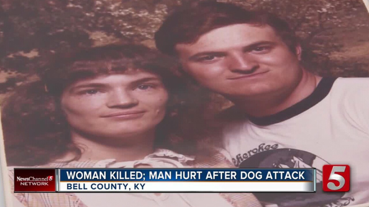 Ky. Woman Killed By 2 Dogs Whose Owner Is In Prison