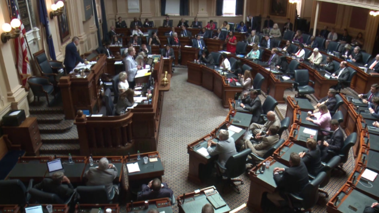 Virginia special session on gun violence ends abruptly for now with noaction