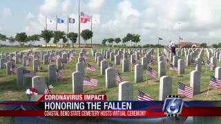 Public Memorial Day gravesite event canceled by pandemic