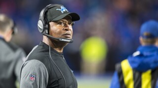 Caldwell: I am blessed to have had successful years as a member of the Lions' organization